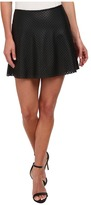BCBGeneration Fit and Flare Mini Skirt