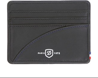 S.t. Dupont Defi Millennium Card Holder