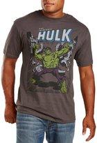 555 Turnpike Hulk Break Out Big & Tall Short Sleeve Graphic T-Shirt (4XLT, )
