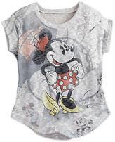 Disney Minnie Mouse Dolman Knit Top for Women