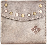 Patricia Nash Washed Denim Rieti Bi-Fold Wallet