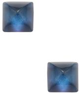 Alexis Bittar Lucite Pyramid Post Stud Earrings