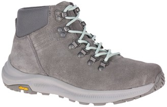 Merrell Ontario Lace-Up Suede Boot