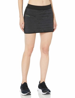 Craft Women's Subz Padded Cold Weather Reflective Running Skirt