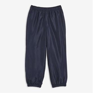 Joe Fresh Kid Boys' Fleece-Lined Splash Pant, JF Midnight Blue (Size L)
