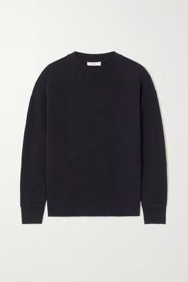 Vince Cotton-jersey Sweatshirt - Black