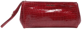 Miu Miu Red Patent leather Purses, wallets & cases