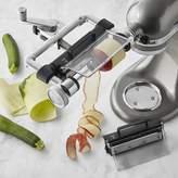 Williams-Sonoma Williams Sonoma KitchenAid Vegetable Sheet Cutter Attachment