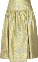 Jonathan Saunders Sophia jacquard skirt