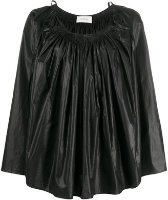 Lemaire Pleated Blouse