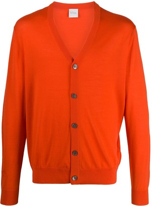 Paul Smith regular-fit V-neck cardigan