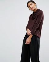 Vila Cowl Neck Sweater