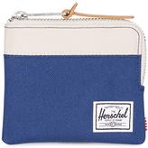 Herschel Johnny Wallet Blue & White