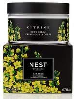 NEST Fragrances Citrine Body Cream, 6.7 oz.