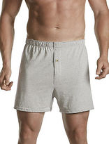 Harbor Bay 2-pk Knit Boxers Casual Male XL Big & Tall
