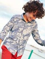 Boden Jurassic Printed Shirt