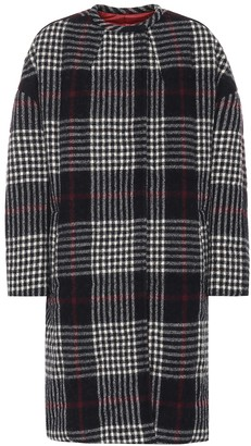 Isabel Marant Harrison reversible wool coat