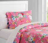 Pottery Barn Kids Pia Duvet : Twin : Pink