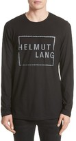 Helmut Lang Men's Cotton T-Shirt
