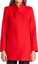 NICHOLAS Felted Wool Coat