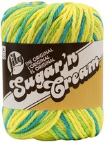 Lily Sugar 'N Cream Yarn, 2 Ounce