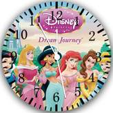 "Rusch Disney princess Wall Clock 10"" Will Be Nice Gift and Room Wall Decor W228"