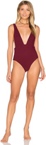 SKYE & staghorn Plunge One Piece
