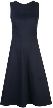 Carolina Herrera A-line midi dress