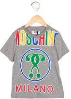 Moschino Boys' Graphic Print T-Shirt