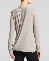 James Perse Top - Drape Back