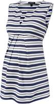 Isabella Oliver Imogen Striped Maternity Top