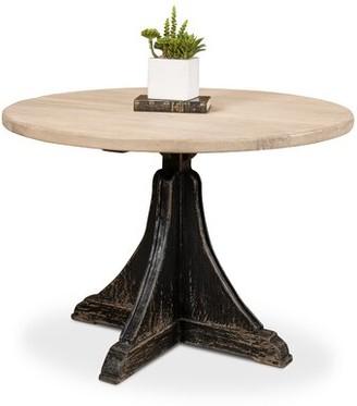 Sarreid Ltd. Pine Solid Wood Dining Table