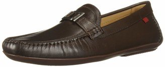 Marc Joseph New York Men's Genuine Leather Made in Brazil Leather/Metal Bit Driving Loafer