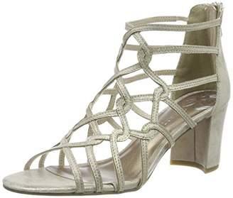 Marco Tozzi Women's 2-2-28324-22 Gladiator Sandals, Black 001
