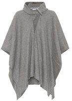 Balenciaga Wool and cashmere cape