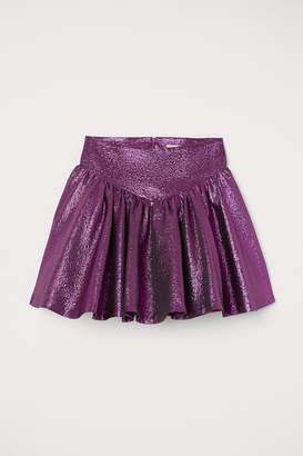 H&M Shimmering skirt