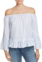 Faithfull The Brand Galle Off-the-Shoulder Top