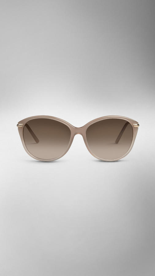 Burberry Cat-Eye Sunglasses