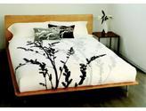 Amenity Bedding Willow Organic Cotton Duvet Cover - Cream and Cocoa