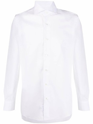 Barba Button-Up Long Sleeve Shirt