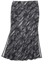 Pur Pure Energy Women's Plus-Size Knit Maxi Skirt - Assorted Colors
