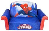 Spin Master Toys Spin master Marvel Ultimate Spider-Man Marshmallow 2-in-1 Flip Open Kids Sofa by Spin Master