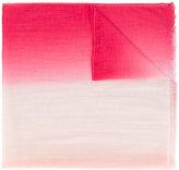 Agnona degradé scarf - women - Cotton/Cashmere - One Size