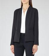 Reiss Bailey Open-Front Jacket