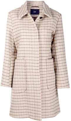 Steffen Schraut Tokyo Hype houndstooth coat
