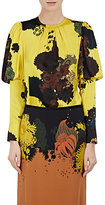 Dries Van Noten Women's Cade Silk Charmeuse Blouse