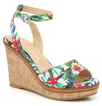 Cl By Laundry Booming Wedge Sandal