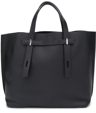 Furla Double Top Handle Tote Bag