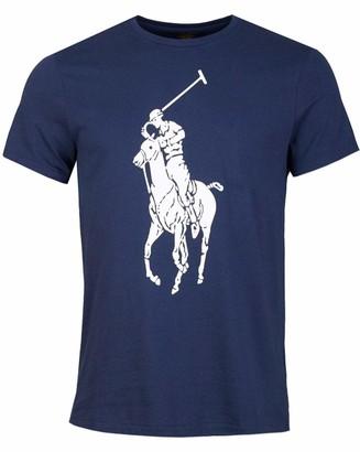 Polo Ralph Lauren Maxi Logo Print T-Shirt