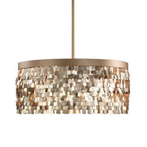Uttermost Tillie 3 Light Pendant